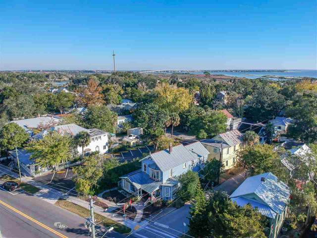 39 San Marco Ave, St Augustine, FL 32084 (MLS #191499) :: Memory Hopkins Real Estate
