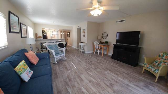 4 Ocean Trace Road #108, St Augustine Beach, FL 32080 (MLS #191622) :: The DJ & Lindsey Team