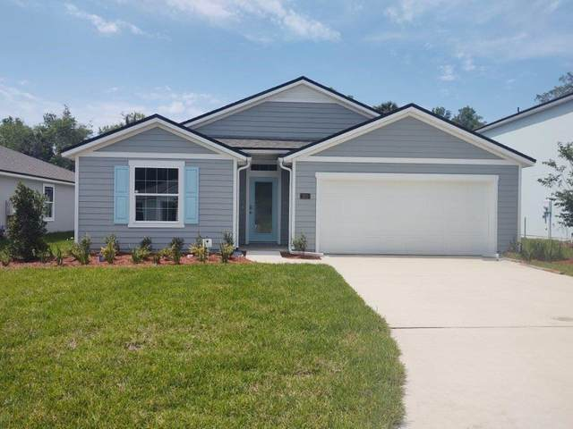 221 Chasewood Drive, St Augustine, FL 32095 (MLS #191894) :: Bridge City Real Estate Co.
