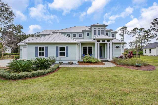 113 Marshall Creek, St Augustine, FL 32095 (MLS #192230) :: 97Park