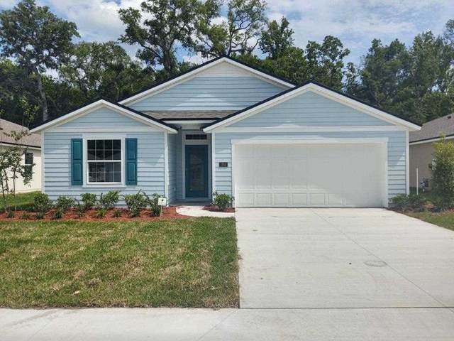 194 Chasewood Drive, St Augustine, FL 32095 (MLS #192445) :: Bridge City Real Estate Co.