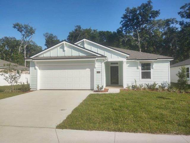 214 Chasewood Drive, St Augustine, FL 32095 (MLS #192446) :: Bridge City Real Estate Co.