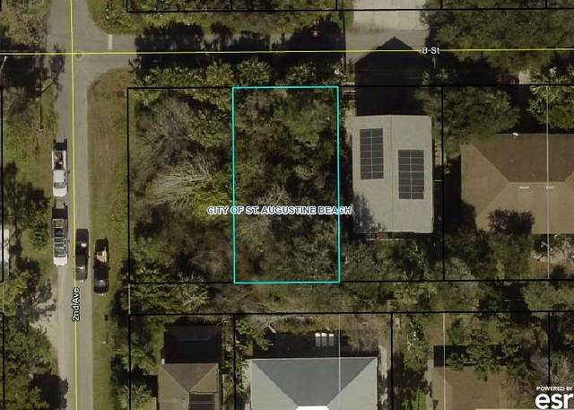 113 B Street, St Augustine Beach, FL 32080 (MLS #192746) :: Memory Hopkins Real Estate