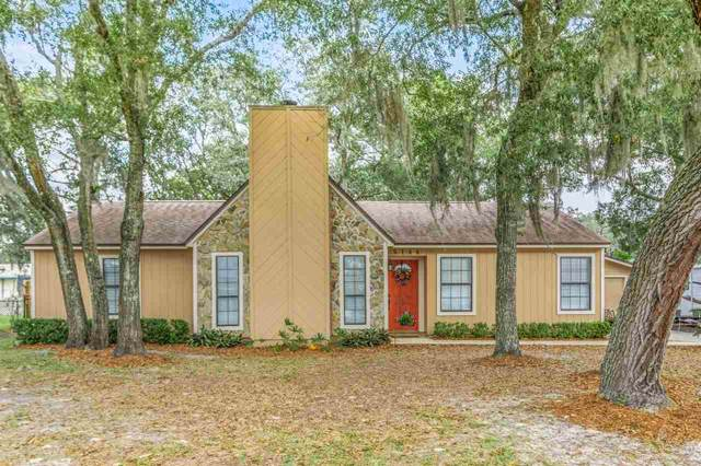 5144 Shore Drive, St Augustine, FL 32086 (MLS #192759) :: The Haley Group