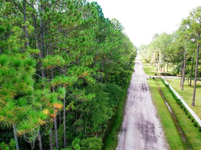 2700 C H Arnold Rd- Lots 14 And 15 Lots 14 & 15, St Augustine, FL 32092 (MLS #193828) :: Memory Hopkins Real Estate