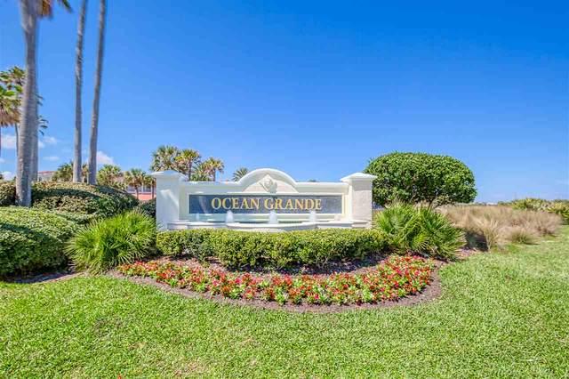 215 S Ocean Grande Dr, Ponte Vedra Beach, FL 32082 (MLS #194233) :: Bridge City Real Estate Co.