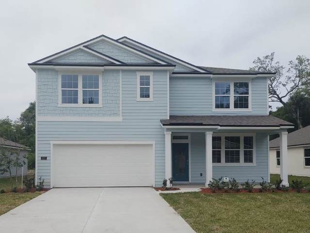 237 Chasewood Drive, St Augustine, FL 32095 (MLS #194632) :: The DJ & Lindsey Team