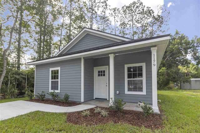 1179 Butler Avenue, St Augustine, FL 32084 (MLS #194649) :: Memory Hopkins Real Estate