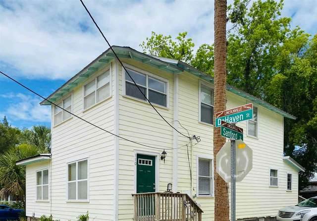 110 Dehaven St, St Augustine, FL 32084 (MLS #195453) :: 97Park