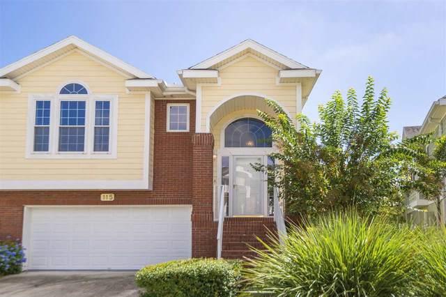 115 Sunset Circle S, St Augustine, FL 32080 (MLS #195515) :: Memory Hopkins Real Estate