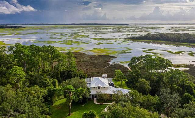 260 Redfish Creek Drive, St Augustine, FL 32095 (MLS #196867) :: Memory Hopkins Real Estate