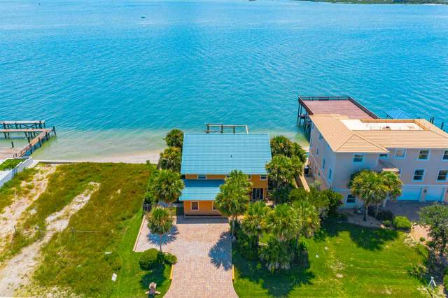 317 Porpoise Point Dr., St Augustine, FL 32084 (MLS #197217) :: Memory Hopkins Real Estate