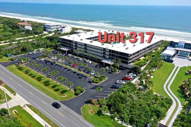 7870 A1a S #317, St Augustine, FL 32080 (MLS #198002) :: Bridge City Real Estate Co.