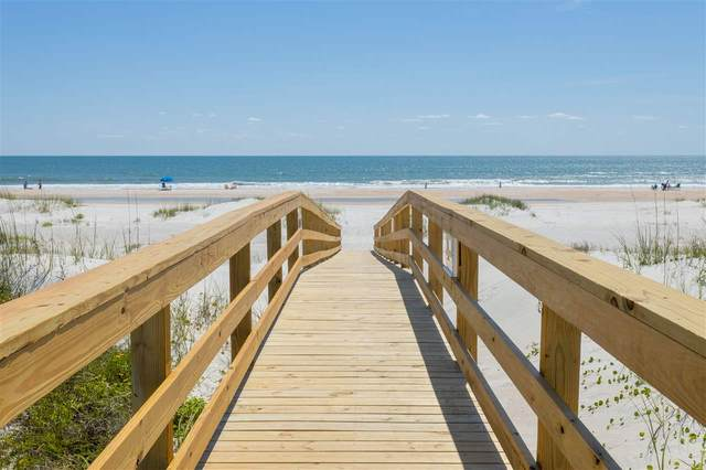 880 A1a Beach Blvd #6102 #6102, St Augustine, FL 32080 (MLS #198480) :: MavRealty