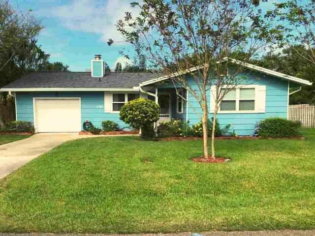 116 13th Street, St Augustine Beach, FL 32080 (MLS #199327) :: Bridge City Real Estate Co.