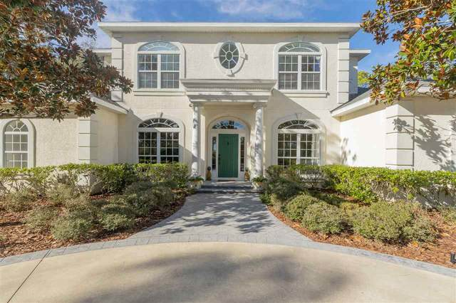 221 Fiddlers Point Dr, St Augustine, FL 32080 (MLS #200514) :: The Impact Group with Momentum Realty