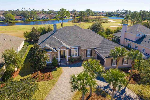 333 Marsh Point Cir, St Augustine, FL 32080 (MLS #210430) :: The Newcomer Group