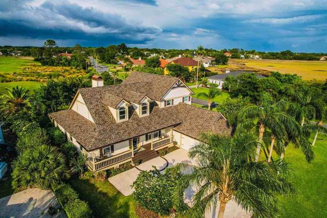 500 Turnberry Ln, St Augustine, FL 32080 (MLS #210959) :: Olde Florida Realty Group