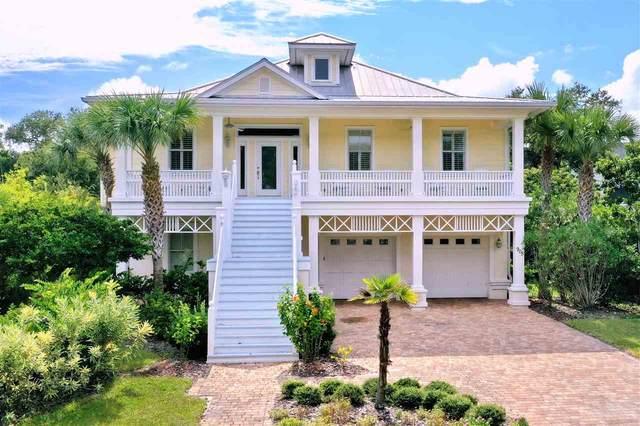 905 Sandy Beach, St Augustine Beach, FL 32080 (MLS #211348) :: Olde Florida Realty Group