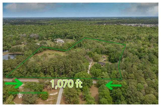 3170 Joe Ashton Rd, St Augustine, FL 32092 (MLS #211649) :: Bridge City Real Estate Co.