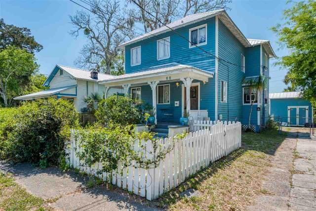 68 Weeden St, St Augustine, FL 32084 (MLS #212517) :: Bridge City Real Estate Co.