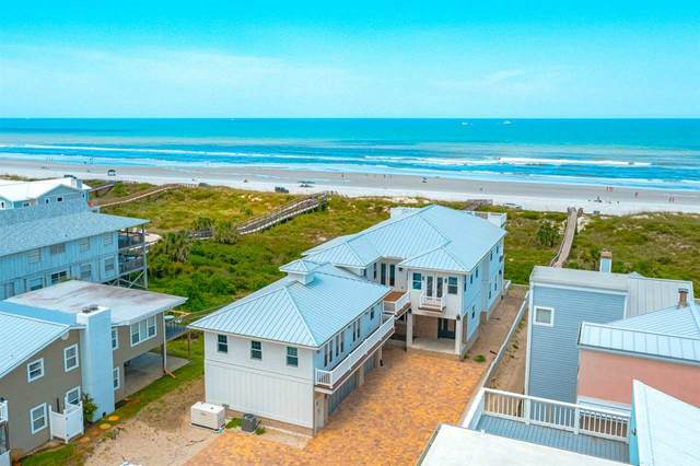 6060 S A1a, St Augustine, FL 32080 (MLS #214225) :: Endless Summer Realty