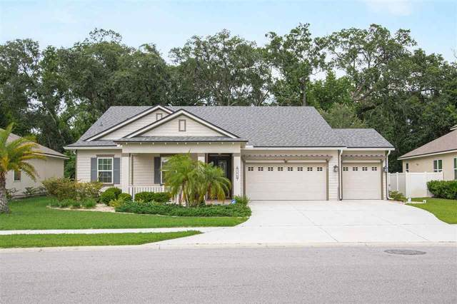 750 Montiano, St Augustine, FL 32084 (MLS #214245) :: Better Homes & Gardens Real Estate Thomas Group