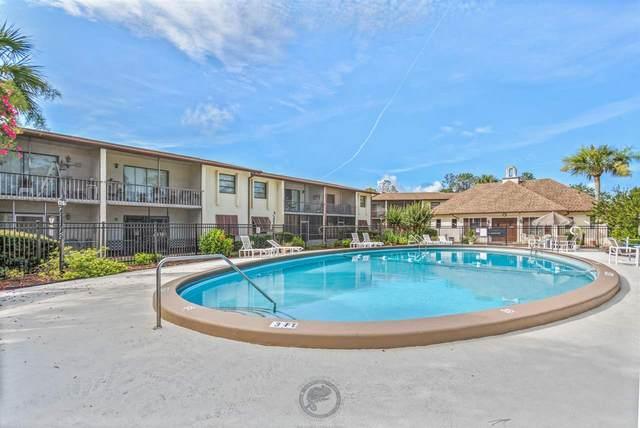 600 Domenico Cir E7, St Augustine, FL 32086 (MLS #214556) :: Endless Summer Realty