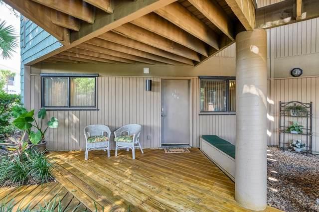 110 Ocean Hibiscus Dr. J104, St Augustine Beach, FL 32080 (MLS #217617) :: Olde Florida Realty Group