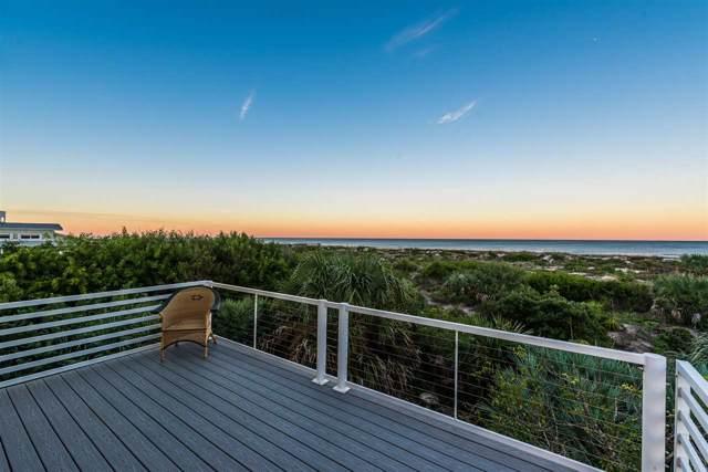 5172 Atlantic View, St Augustine, FL 32080 (MLS #176329) :: Memory Hopkins Real Estate