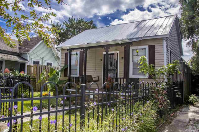 13 Myrtle Ave, St Augustine, FL 32084 (MLS #180154) :: Ancient City Real Estate