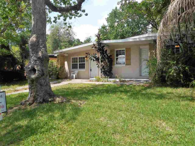 260 Spring St, St Augustine, FL 32084 (MLS #183283) :: Tyree Tobler | RE/MAX Leading Edge