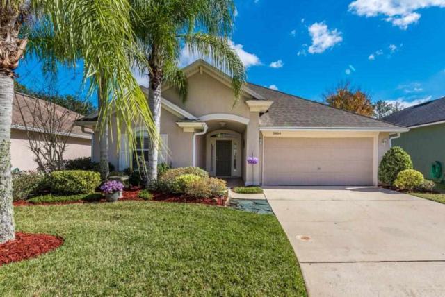 1464 Stockbridge Lane, St Augustine, FL 32084 (MLS #184706) :: Tyree Tobler | RE/MAX Leading Edge
