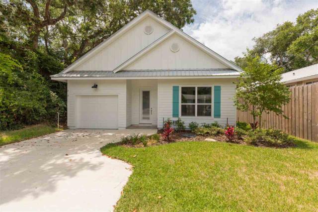 313 B Street, St Augustine, FL 32080 (MLS #184954) :: Tyree Tobler | RE/MAX Leading Edge