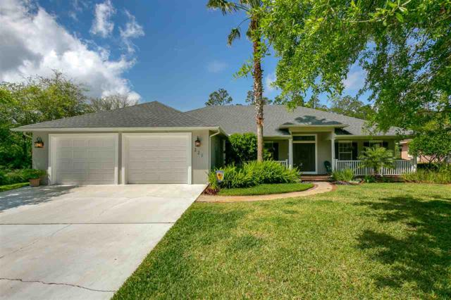221 Michael Drive, St Augustine, FL 32086 (MLS #186262) :: Tyree Tobler | RE/MAX Leading Edge