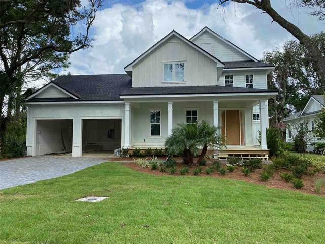 420 Ridgeway Rd. Lot 31, St Augustine Beach, FL 32080 (MLS #188896) :: The Impact Group with Momentum Realty
