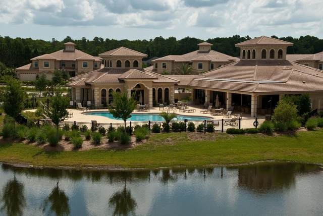165 Laterra Links Cir., #202, St Augustine, FL 32092 (MLS #190007) :: Memory Hopkins Real Estate