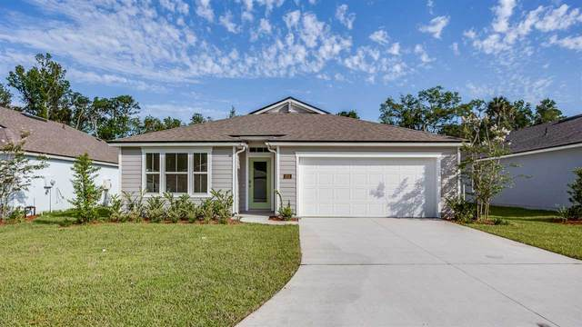 211 Chasewood Drive, St Augustine, FL 32095 (MLS #192447) :: Bridge City Real Estate Co.