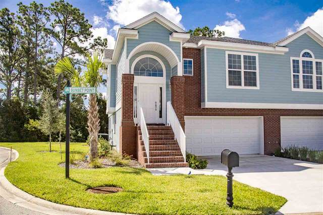 201 Sunset Point, St Augustine, FL 32080 (MLS #195310) :: Keller Williams Realty Atlantic Partners St. Augustine