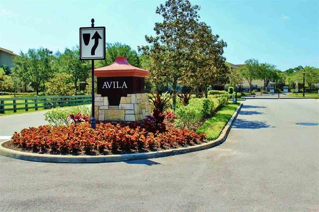 435 La Travesia Flora #101, St Augustine, FL 32095 (MLS #195560) :: The DJ & Lindsey Team