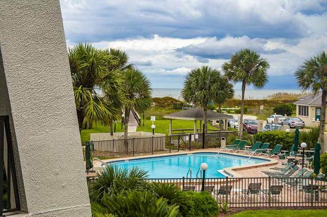 620 A1a Beach Blvd #25, St Augustine, FL 32080 (MLS #196669) :: Keller Williams Realty Atlantic Partners St. Augustine