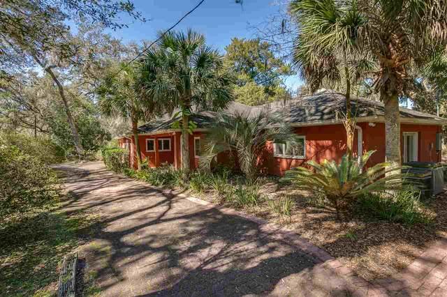 6175 Solano Creek Rd, St Augustine, FL 32033 (MLS #211307) :: Bridge City Real Estate Co.