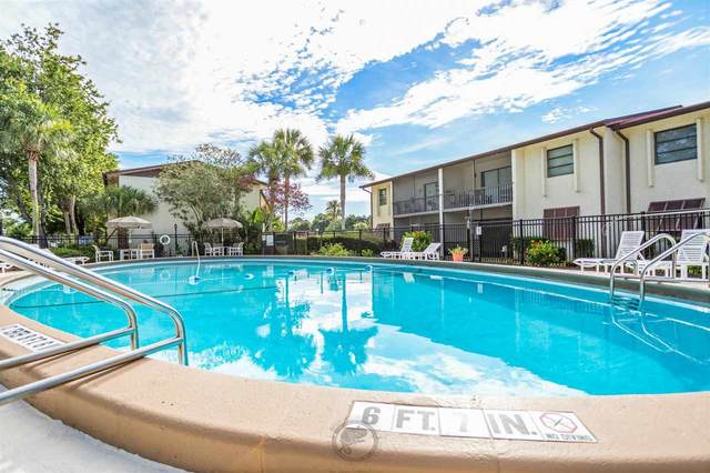 600 Domenico Cir E7, St Augustine, FL 32086 (MLS #214556) :: The Collective at Momentum Realty