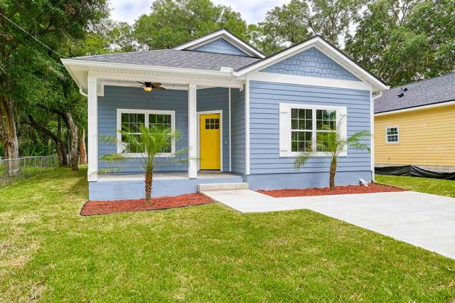 144 Ford St, St Augustine, FL 32084 (MLS #214759) :: The Perfect Place Team