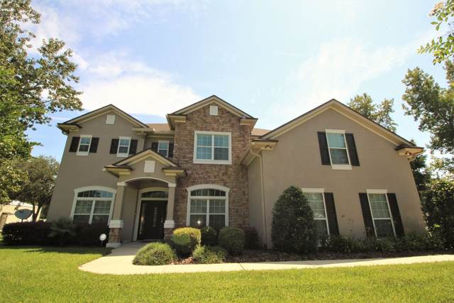 121 Honey Branch Ln, St Augustine, FL 32092 (MLS #216613) :: The Collective at Momentum Realty