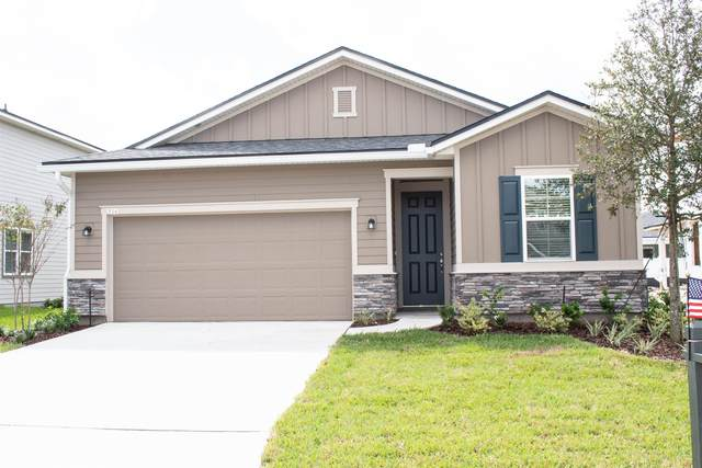 536 Sandstone Dr, St Augustine, FL 32086 (MLS #217556) :: The Collective at Momentum Realty
