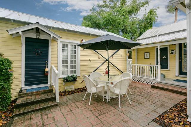 60 Water Street (Plus Cottage), St Augustine, FL 32084 (MLS #179110) :: Tyree Tobler | RE/MAX Leading Edge