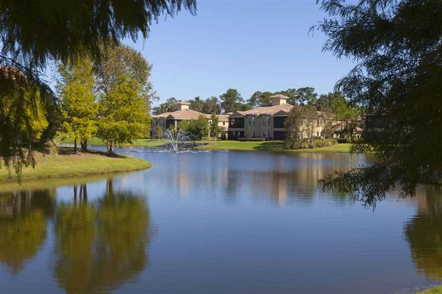 194 Laterra Links Cir., #102, St Augustine, FL 32092 (MLS #190002) :: Memory Hopkins Real Estate