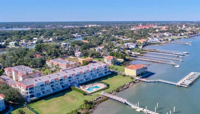 157 Marine Street #303, St Augustine, FL 32084 (MLS #190606) :: Noah Bailey Group