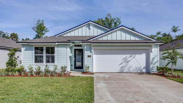 179 Chasewood Drive, St Augustine, FL 32095 (MLS #191572) :: Bridge City Real Estate Co.